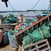 Newburyport: Local fishermen will be getting help to get rid of used fishing gear. Bryan Eaton/Staff Photo