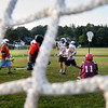 Newburyport: Newburyport adult league lacrosse practices at Fuller Field. Bryan Eaton/Staff Photo