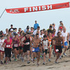 Salisbury Beach: Runners take off in the  Fuel Training 5K Beach Run/Walk on Salisbury Beach Friday night. Jim Vaiknoras/staff photo