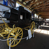 Amesbury:Carriages on display in the barn at the Amesbury Carriage Festival at the Bob-Lyn Stables in Amesbury Sunday. Jim Vaiknoras/staff photo