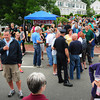 Amesbury: Nice weather brought out many people at Amesbury Days' Block Party last night to sample foods from the different restaurants, or get a beer from the Lion's Club or look at antique hotrods. Bryan Eaton/Staff Photo