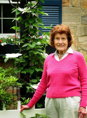 Newburyport: Author of several books on local history, Jean Doyle has won a national award. Bryan Eaton/Staff Photo