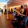 Gloucester: The Merj provided the music for the June Dance at Lanesville Community Center Saturday night. the evnt was a fundraser for the centers 60th Anniversary Capital Campaign. Jim Vaiknoras/staff photo