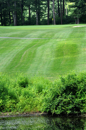 Rowley: The look from the tee at the par 3 7th at Rowley Country Club. Jim Vaiknoras/staff photo