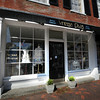 Newburyport: The Vintage Diva on Pleasent Street, the owner is suspected of using the store to sell stolen good. Jim Vaiknoras/staff photo