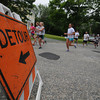 Byfield:Runners make the turn down Lunt Street during Byfield Days 5K Saturday. Jim Vaiknoras/staff photo