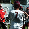 Newburyport: Newburyport High assistant lacrosse coach Todd Francis. Bryan Eaton/Staff Photo