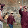 Newburyport: New Newburyport baseball coach Steve Malenfant at practice on Tuesday. Bryan Eaton/Staff Photo