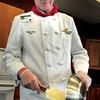 Newburyport: Bill Pied, chef at Atria Merrimack Place, recently won a statewide service award. Bryan Eaton/Staff Photo