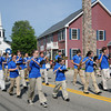 Seabrook: The Winnacunet high marching band makes it's way down Walton Road Sunday morning during the annual Seabook Memorial Day Parade . Jim Vaiknoras/staff photo