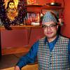 Newburyport: Ram Kadariya of Mr. India restaurant is an immigrant from Nepal. Bryan Eaton/Staff Photo