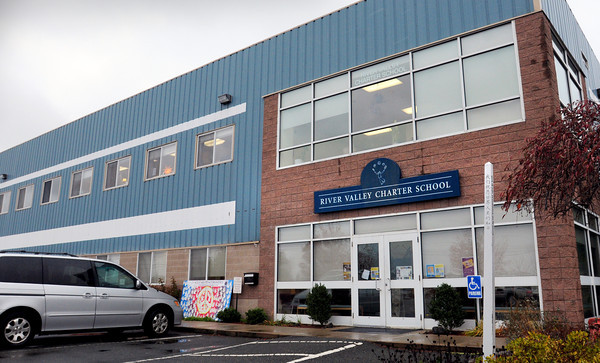 Newburyport: The RIver Valley Charter School on Perry Way in Newburyport. Bryan Eaton/Staff Photo
