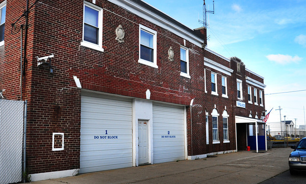 Salisbury: The Salisbury Police Station dates from the 1930's. Bryan Eaton/Staff Photo
