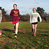 Newburyport: Newburyport High girls cross country runners are competing in the All-States this weekend, from left, Rose Hart, Liz Fiascone,  Erin Carroll and Kelly Conway. Missing are, Lilly Eagan, Rachel Haley and Kristen Mackie. Bryan Eaton/Staff Photo