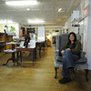Georgetown. Lisa Scala at her Georgetown Store. Jim Vaiknoras/staff photo