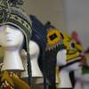 newburyport: Hats at Yarina in Newburyport. Jim Vaiknoras/staff photo