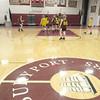 Newburyport: The Newburyport High girl JV basketball team runs through some  drills at the high school Thursday. JIm Vaiknoras/staff photo
