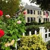 Amesbury: Carol and Joe Finn's home at 412 Main Street. Bryan Eaton/Staff Photo