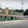 Newburyport: 255 Low Street in Newburyport under construction. Bryan Eaton/Staff Photo