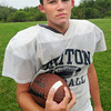 Byfield: Triton High School returning football starter Joe Rocco. Bryan Eaton/Staff Photo