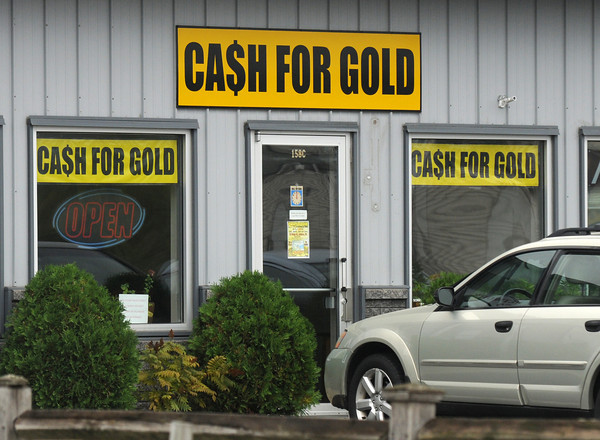 Cash for Gold in Salisbury