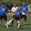 Amesbury: Team Aruba battle Team Massachusetts in an International Soccer Match for the Over 50 Set at Amesbury Sports Park. Jim Vaiknoras/staff photo