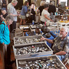 Newburyport: The 49th Antique Show and Sale at the Belleville Congregational Church as always has a variety of vendors at the popular event. Bryan Eaton/Staff Photo