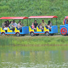 Newburyport:The Kids Train makes it way around the Frog Pond at Old Fashioned Sunday.Jim Vaiknoras/staff photo