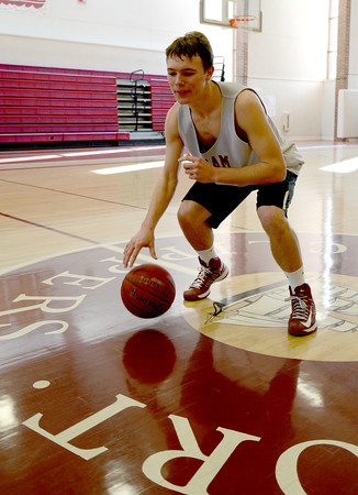 Newburyport: Newburyport basketball player Ryan Short. Jim Vaiknoras/staff photo