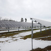 Salisbury: The True North Solar farm on Rabbit Road in Salisbury. Jim Vaiknoras/staff photo