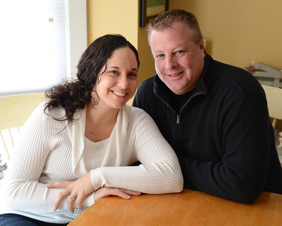 Amesbury: Cheryl Bennett and her fiance Steven DeLong are getting married on Amesbury Zip Code day (01913).