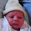 Newburyport: The Anna Jaques first baby of the year Graham Lincoln. Jim Vaiknoras/staff photo