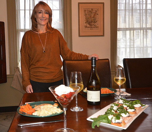 Newburyport: Cook of the Month Meg Wiley