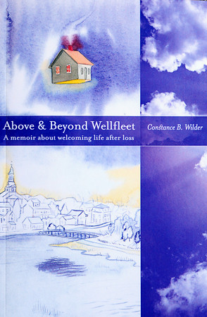 "Salisbury: Connie Wilder's book ""Above and Beyond Wellfleet."""