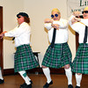 "Newburyport: The ""Costello Family Dancers"" do a Gangam-style dance in place of the usual Irish Step dancing. Keith Sullivan/Special to the Daily News"