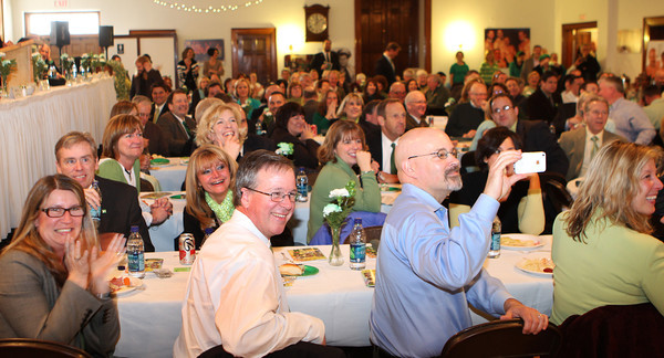 St. Patrick's Day Luncheon brough many laughs to those in attendance. Keith Sullivan/Special to the Daily News