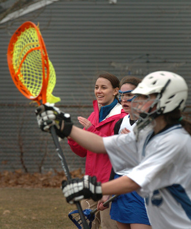 Georgetown: New Georgetown High girls lacrosse coach Bridget Lane. Bryan Eaton/Staff Photo