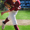 Newburyport: Newburyport pitcher Connor MacRae pitches against Pentucket. Bryan Eaton/Staff Photo