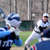 JIM VAIKNORAS/Staff photo  Pentucket's Pat Beaton pitches during the Sachem's game against Triton at Pentucket in West Newbury.