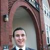 BRYAN EATON/Staff Photo. Amesbury mayor Ken Gray's aide Evan Kenney.
