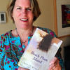 "Rowley: Holly Robinson has written the locally set book ""Beach Plum Island."" Bryan Eaton/Staff Photo"