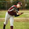 BRYAN EATON/Staff Photo. Newburyport pitcher Mike Jayne