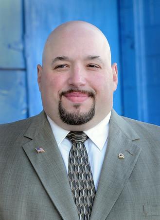 BRYAN EATON/Staff Photo. Salisbury selectman candidate Gilbert Medeiros.