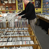 BRYAN EATON/Staff Photo. RIchard Osborne is celebrating 40 years since he opened DYNO Records.