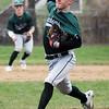 BRYAN EATON/Staff Photo. Pentucket pitcher Mitch Murray.