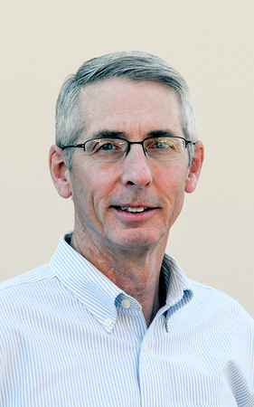 BRYAN EATON/Staff Photo. Chris Wile, Pentucket District School Committee member running for re-election.