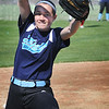 BRYAN EATON/Staff Photo. Triton softball pitcher Grace McGonagle.