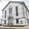 BRYAN EATON/Staff Photo. Congregation Ahavas Achim on Washington Street in Newburyport.