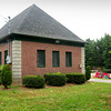 Amesbury: The restroom building at Amesbury Town Park. Bryan Eaton/Staff Photo