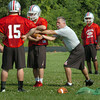 Amesbury: Amesbury High football coach Thom Connors. Bryan Eaton/Staff Photo